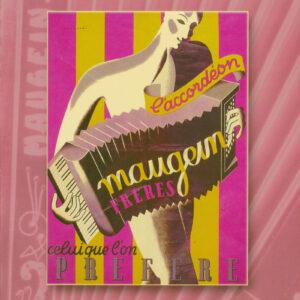 Fonds de la fabrique d'accordéons Maugein (1897-1996) : répertoire numérique de la sous-série 69J.